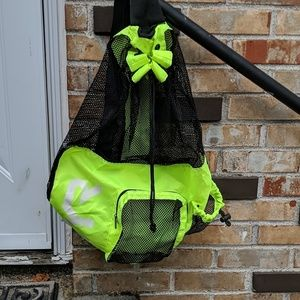 TYR Big Mesh Mummy Bag backpack